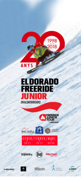 el dorado freeride junior 3